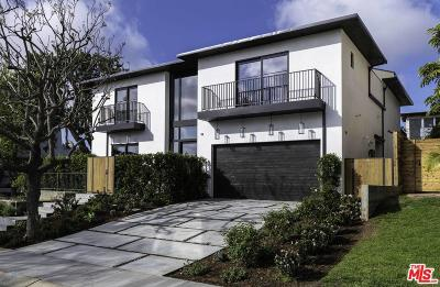 Single Family Home For Sale: 3295 Mountain View Avenue