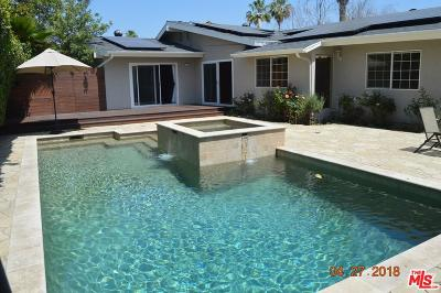 Encino Single Family Home For Sale: 17040 Countess Place