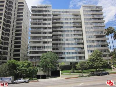 Condo/Townhouse For Sale: 10433 Wilshire Boulevard #1008