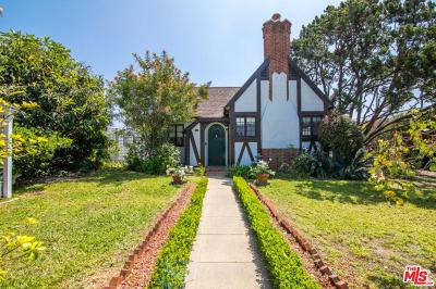 Single Family Home For Sale: 1664 South Point View Street