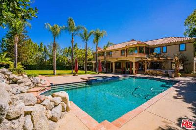 Calabasas Single Family Home For Sale: 5513 Amber Circle