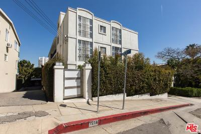 West Hollywood Residential Income For Sale: 1214 North Clark Street
