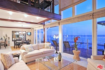 Single Family Home For Sale: 26962 Malibu Cove Colony Drive