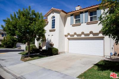 Canyon Country Single Family Home For Sale: 17637 Gladesworth Lane