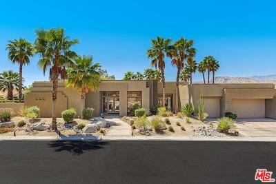 Rancho Mirage Single Family Home For Sale: 14 Boulder Lane