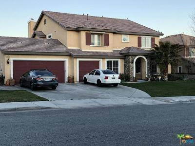 Palmdale Single Family Home For Sale: 36450 Firenze Drive