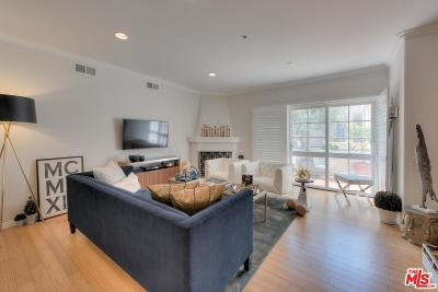 West Hollywood Condo/Townhouse For Sale: 851 North San Vicente #123
