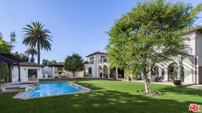 Los Angeles CA Single Family Home For Sale: $10,500,000