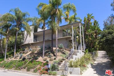Beverly Hills Single Family Home For Sale: 1136 San Ysidro Drive