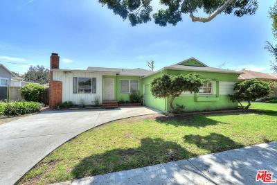 Single Family Home For Sale: 4369 Motor Avenue
