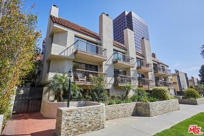 Los Angeles Condo/Townhouse For Sale: 11718 Goshen Avenue #2