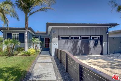Single Family Home For Sale: 7409 West 83rd Street