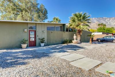 Palm Springs Single Family Home For Sale: 579 East Desert Willow Circle