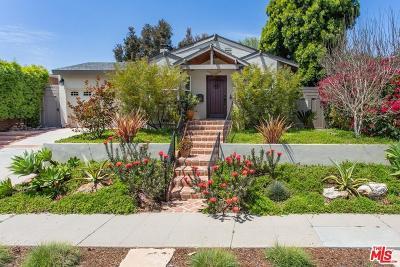 Single Family Home For Sale: 1607 Marine Street