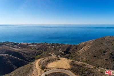 Malibu Residential Lots & Land For Sale: 4200 Decker Edison Road