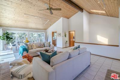 Topanga Single Family Home For Sale: 1795 Twinslope Trails