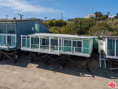 Malibu Single Family Home For Sale: 27070 Malibu Cove Colony Drive