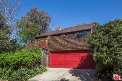 Los Angeles County Single Family Home For Sale: 25627 Huckleberry Drive