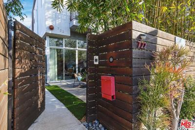 Venice Single Family Home For Sale: 722 Brooks Avenue