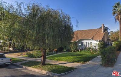 Monrovia Single Family Home For Sale: 171 May Avenue