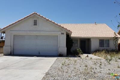 Desert Hot Springs Single Family Home For Sale: 13753 Inaja Street