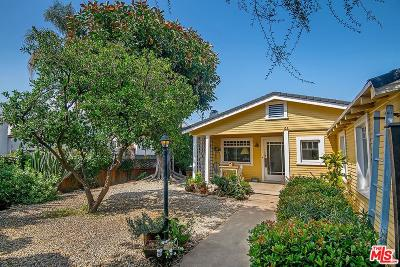 West Hollywood Single Family Home For Sale: 901 North Orange Grove Avenue