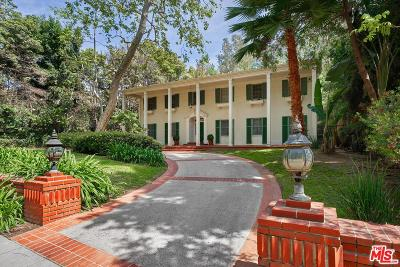 Beverly Hills CA Single Family Home For Sale: $4,495,000