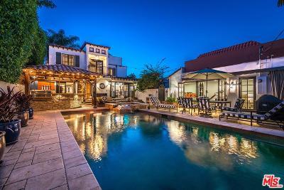 Toluca Lake Single Family Home For Sale: 4432 Forman Avenue
