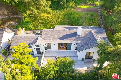 Beverly Hills Single Family Home For Sale: 9782 Oak Pass Road