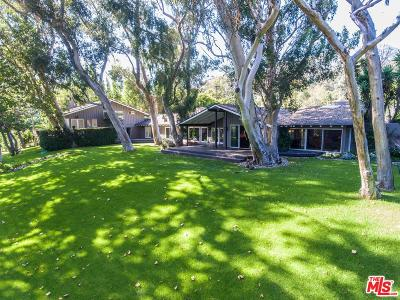 Malibu Single Family Home For Sale: 3539 Cross Creek Lane