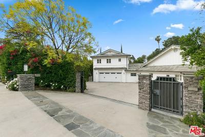 Tarzana Single Family Home For Sale: 19241 Wells Drive