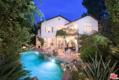 Beverly Hills Single Family Home For Sale: 2074 North Beverly Drive