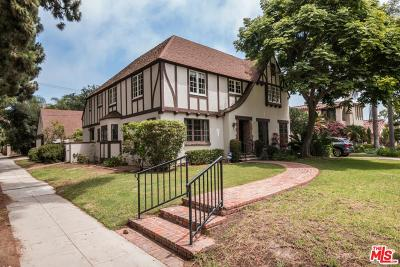 Santa Monica Single Family Home Active Under Contract: 401 19th Street