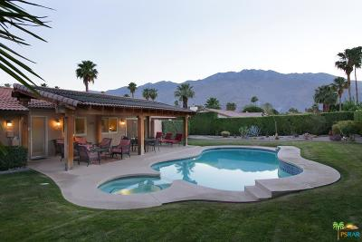 Palm Springs CA Single Family Home For Sale: $589,000