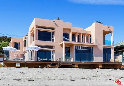 Malibu Single Family Home For Sale: 27234 Pacific Coast Highway