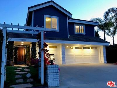 Single Family Home For Sale: 7509 West 83rd Street