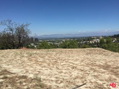 Woodland Hills Residential Lots & Land For Sale: 5123 Llano Drive