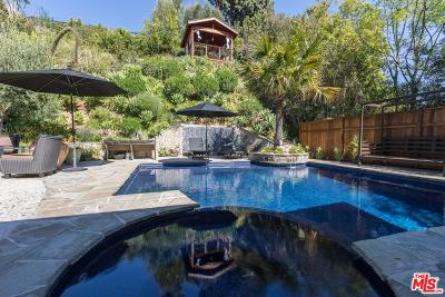 Sunset Strip - Hollywood Hills West (C03) Single Family Home For Sale: 2716 Laurel Pass Avenue