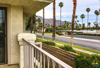 Palm Springs Condo/Townhouse For Sale: 2001 East Camino Parocela #D30