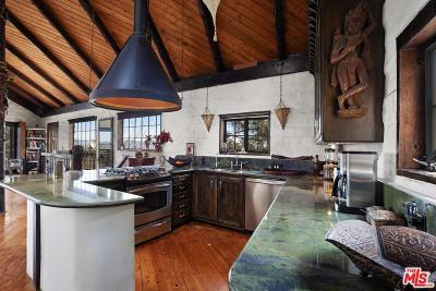 Topanga Single Family Home For Sale: 2025 Tuna Canyon Road