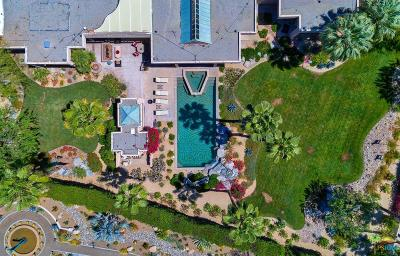 Rancho Mirage Single Family Home For Sale: 1 Rocky Lane