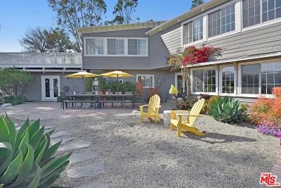 Topanga Single Family Home For Sale