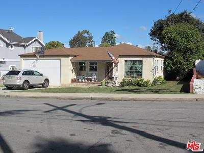 Single Family Home Sold: 1537 East Palm Avenue