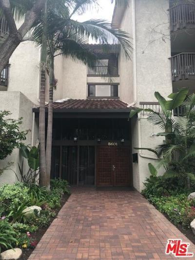 Playa Del Rey Condo/Townhouse Pending: 8601 Falmouth Avenue #411