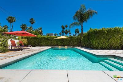 Palm Springs Single Family Home For Sale: 1520 South Driftwood Drive