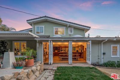 Sunland Single Family Home For Sale: 9600 Dale Avenue