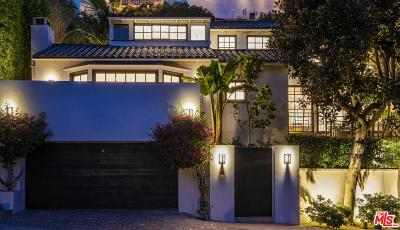 Sunset Strip - Hollywood Hills West (C03) Single Family Home For Sale: 8481 Hollywood Boulevard