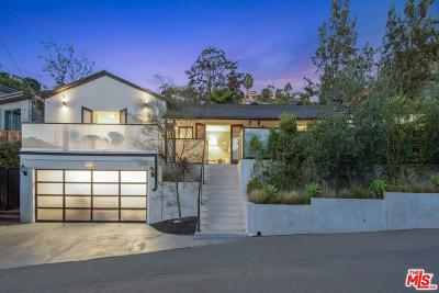Los Angeles County Single Family Home For Sale: 1601 Sunset Plaza Drive