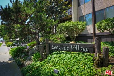 Playa Del Rey Condo/Townhouse Sold: 8675 Falmouth Avenue #303