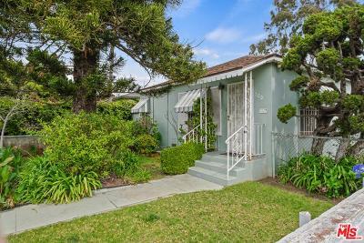 Venice Single Family Home For Sale: 700 Brooks Avenue